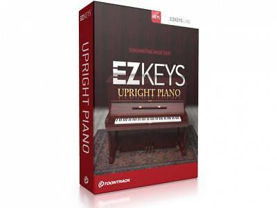 Toontrack EZ Keys Upright Piano