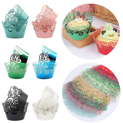 Liner Little Vine Cake Paper Cups Baking Mold Cupcake Wrappers Muffin Cases