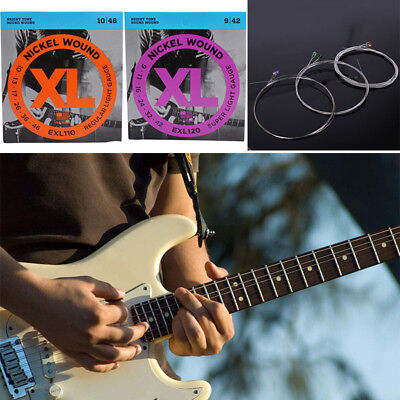 EXL110/120 Electric Guitar Strings Regular Light Gauge 10-13-17-26-36