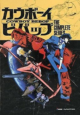 """BRAND NEW"" Cowboy Bebop: Complete Series Boxed Set, Dubbed, Subtitled US SELLER"