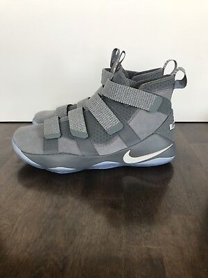 258925185a0 NIKE LEBRON SOLDIER 10  Battle Grey