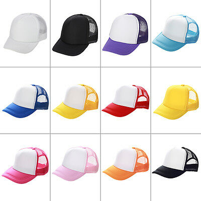 Baby Boys Girls Children Toddler Infant Hat Peaked Baseball Kids Cap Hats-.A