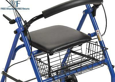 Drive Replacement Parts for Rollator Model 10257 (Soft Seat)