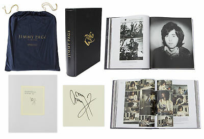 Jimmy Page Signed Limited Edition of ''ZoSo'' Book