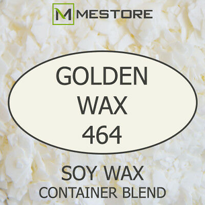Soy Wax GW464 Container Flakes - Candle-Wax-Tealights-Tarts-Melts-Votives