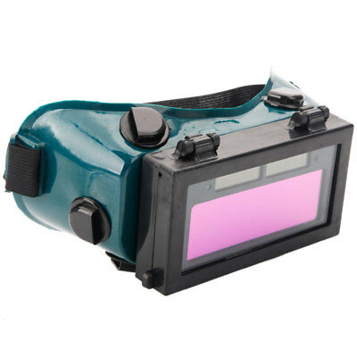 Automatically Dimming Welding Mask Solar Powered Welding Protective Gear