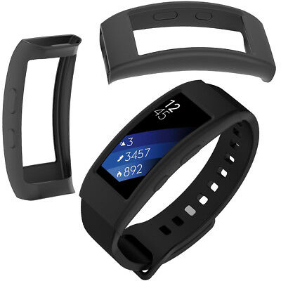 Silicone Shell Case Frame Bumper Cover for Samsung Gear Fit2 SM-R360/Pro SM-R365