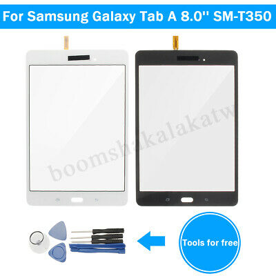 Touch Screen Digitizer Glass Replacement Kit For Samsung Galaxy Tab A 8.0'' T350