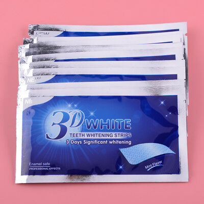 28pc 14 Pouches 3D Teeth Whitening Strips Whitestrips Professional Effects White
