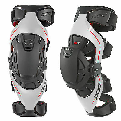 Pod K4 Knee Braces Pair Motocross Mx Off Road Enduro Adult New Guards Cheap Ski