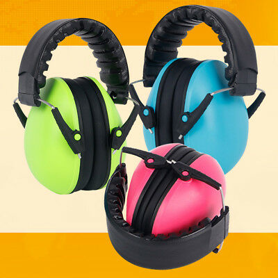 Baby Earmuff Noise Cancelling Reduction Infant Headphone Safety Hearing Protect