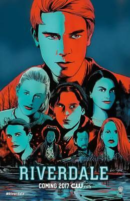 """5291 Hot Movie TV Shows - Riverdale 2016 14""""x21"""" Poster"""