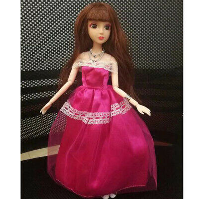 Handmade Lace Outfits Dress Party Gown Clothes For Barbie Doll Outfits Gifts