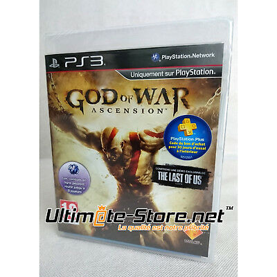 Jeu PlayStation 3 - GOD OF WAR ASCENSION - VF - Neuf sous Blister Officiel PS3