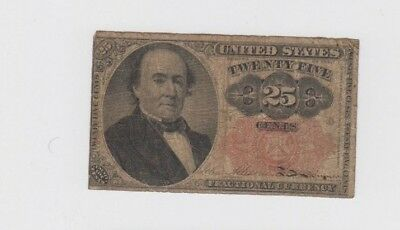 Fractional Currency Civil War era item to 1870's lower gade