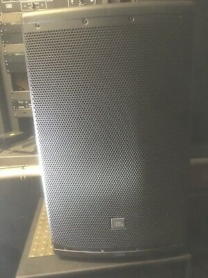 JBL EON 615 1000 Watt Powered PA Speaker (Model:615) Color (BLACK)