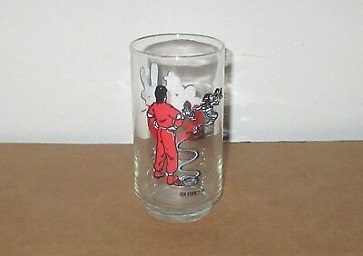 Vintage 1989 Ghostbusters II Six Eyes Collectable Drinking Glass