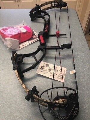 PSE DS DNA Cc Compound Bow Draw Length 26' To 30