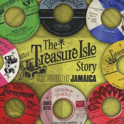 Sanctuary Records - Treasure Isle Story: The Soul of Jamaica