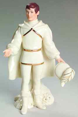 Lenox SNOW WHITE COLLECTION FIGURINE 1999 The Prince 3891209