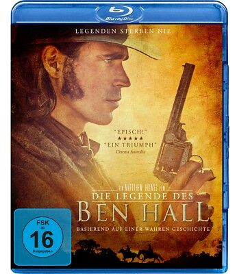 Matthew Holmes - Die Legende des Ben Hall, 1 Blu-ray