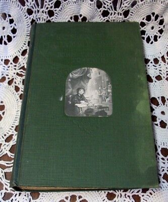 Vtg THE ROMANCE OF MADAME TUSSAUD'S ~ John Theodore Tussaud ~ 1920 Doran HC