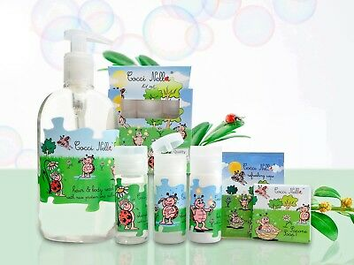 CocciNella Kids Toiletries Set for Gifts B&B Hotels Travel Set