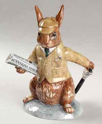 Royal Doulton BUNNYKINS-COUNTRY MANOR Lord of Manor Coffee Pot 4026714