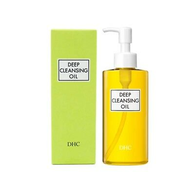 DHC Deep Cleansing Oil ~ 200ml ~ Japan Facial Wash Eye Makeup Remover