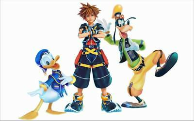 """331 Hot Video Game - Kingdom Hearts III 22""""x14"""" Poster"""