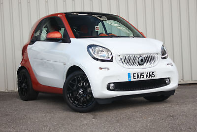 2015,15 Smart fortwo 1.0 ( 70bhp ) ( s/s ) Edition 1