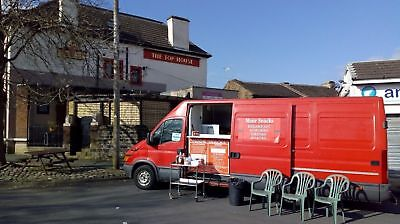 Iveco mobile fast food / catering / burger van. Newly fitted out & ready to work