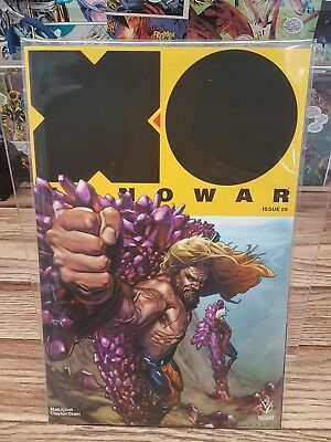 X-O Manowar EMPEROR -  (2017) - Issue #9 - Mint condition