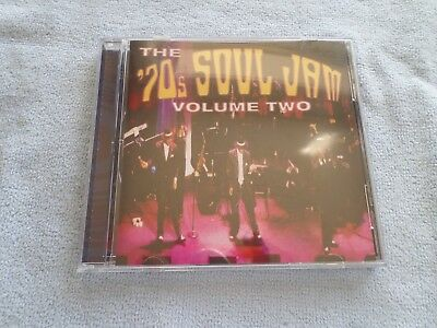 The 70s Soul Jam, Vol. 2 by Various Artists (CD, May-2003, The Right Stuff)