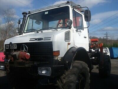 MERCEDES UNIMOG U 2150L IN GOOD WORKING ORDER 1996 no VAT! priced to sell!
