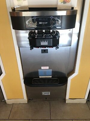 Taylor C723 Frozen yogurt Soft Serve Ice Cream Machines (3 Available)