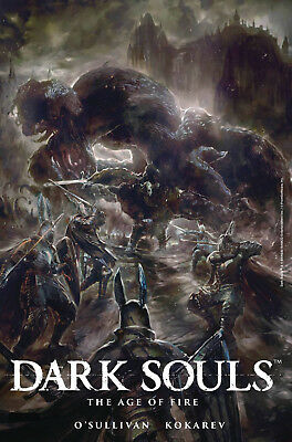 Dark Souls Age Of Fire #4 (Of 4) 9/26/18