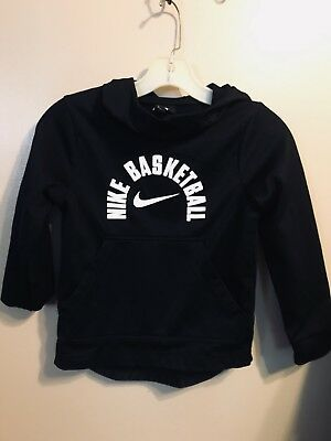 Boys Size 5/6 ~ Nike ~ Dri-fit Pull Over Hoodie