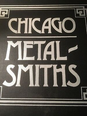 Out of Print Chicago Metal-Smith Sterling Copper Arts & Crafts Reference Book