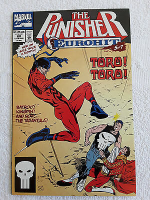 The Punisher #68 (Aug 1992, Marvel) Vol #11 NM