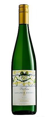 Leeuwin Estate `Art Series` Riesling 2017 (12 x 750mL), Margaret River. WA.