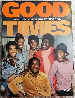 GOOD TIMES Complete First Season 1 One 2-Disc TV DVD Set - LIKE NEW!