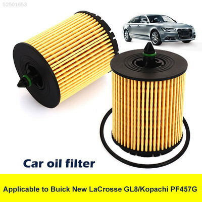 3A3A Auto Oil Filter for LaCrosse GL8 Copac 12605566 PF457G Oil Filter Smooth