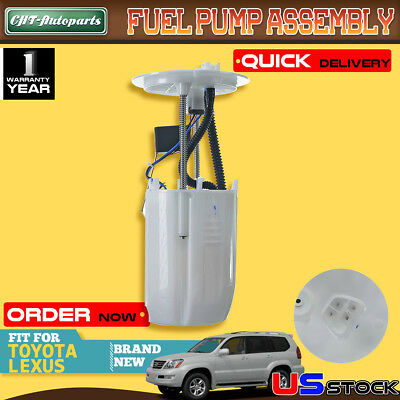 Fuel Pump /& Sender Assembly Compatible for2005-2009 Toyota 4Runner  4.7L E8797M