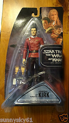 Star Trek Admiral Clerk The Wraith of Khan 25th Anniversary Science Fiction