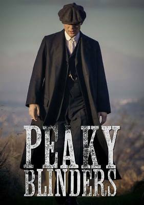 """1764 Hot Movie TV Shows - Peaky Blinders 11 14""""x19"""" Poster"""