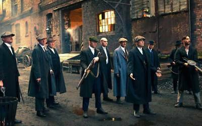 """1789 Hot Movie TV Shows - Peaky Blinders 34 22""""x14"""" Poster"""