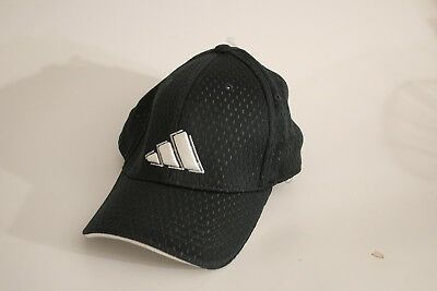 Adidas Baseball Hat Black New Adjustable