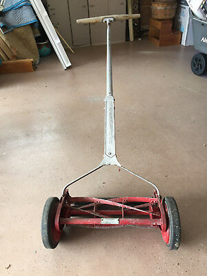 Antique Rotary Push Craftsman Lawn Mower
