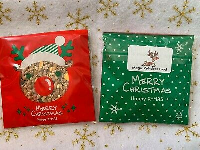 WILDLIFE FRIENDLY - Reindeer Food - Christmas Eve Box - Magical - Dust - Xmas